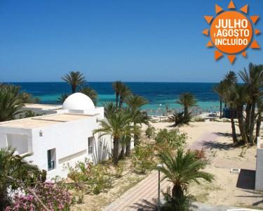 Verão em Djerba | Voos + 7 Noites em Tudo Incluído (De Lisboa e Porto)