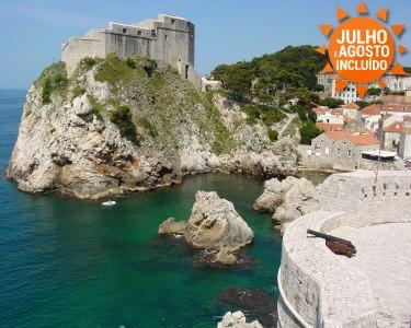 Circuito Croácia, Montenegro e Albânia   Voos + 7 Noites