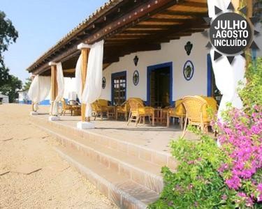 Verão Alentejano! 2 Noites Paradisíacas no Monte do Sobral