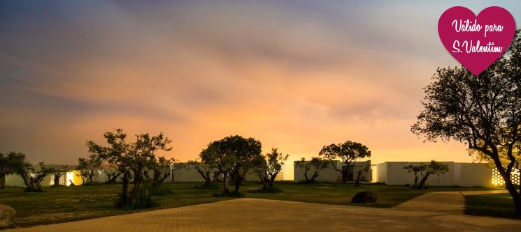 Paixão no Alentejo! Noite & Jantar no Ecorkhotel Évora Suites & SPA 4*