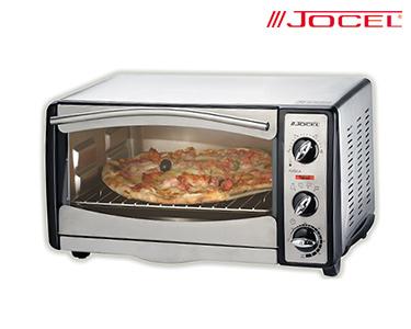 Forno Eléctrico 1380W   Capacidade 16L - Ideal para pizzas