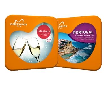 2 Presentes: Felicidades & Portugal a Metade do Preço