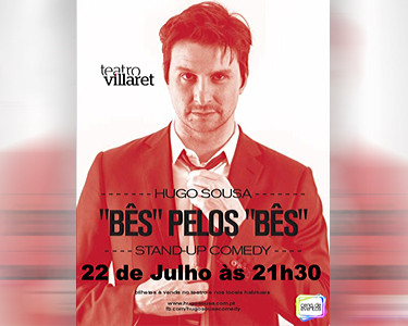 «'Bês' pelos 'Bês'» | Hugo Sousa | Villari-Te | Teatro Villaret