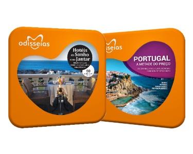 2 Presentes: Hotéis de Sonho com Jantar + Portugal a Metade do Preço