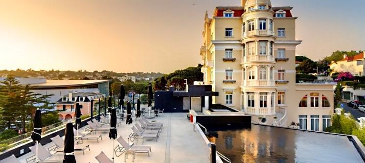 Boutique Hotel Inglaterra 4* | Noite de Romance & Charme no Estoril
