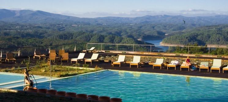Hotel da Montanha 4* | Romance numa Noite c/ SPA junto ao Rio Zêzere