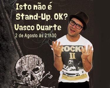 «Isto Não é Stand Up, Ok?» | Villari-Te | Teatro Villaret