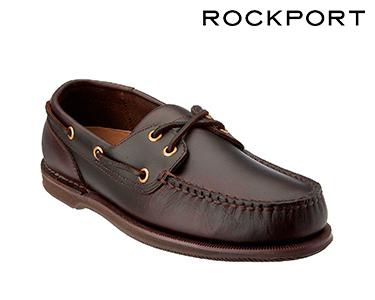 Sapatos Rockport® Perth | Castanho Escuro