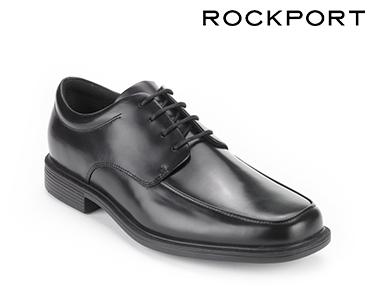 Sapatos Clássicos Rockport® Evander | Preto