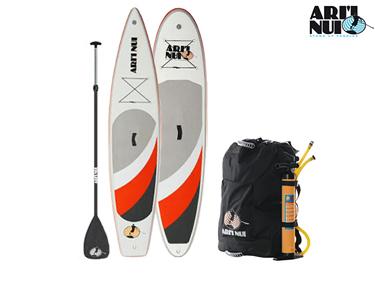 Kit Paddle Insuflável Portátil Ari´i Nui | Tamanho 10´6 ou 12´0