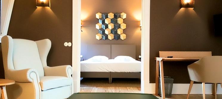 Experimenta um Novo Hotel 4* com Pisicina Exterior Aquecida: Noite + Peq.Almoço por 65,90€