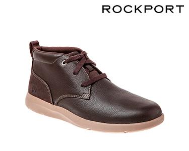 Botas Rockport® Chukka | Castanho