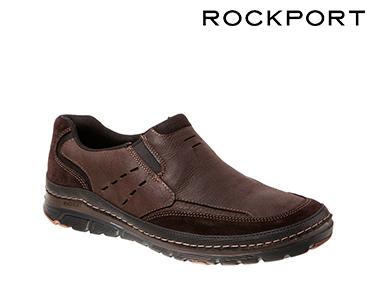 Sapatos Rockport® ActivFlex | Castanho Escuro