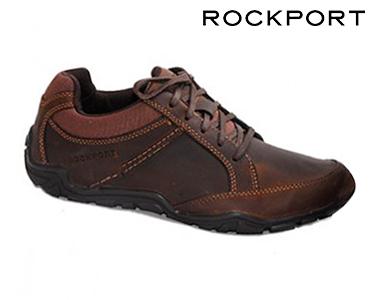 Sapatos Casuais Rockport® MudGuard | Castanho