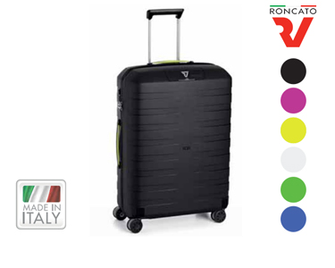 Mala de Viagem Roncato® Box 65X46X26 | Escolha a Cor