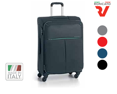 Mala de Viagem Roncato® Cruiser 78X50X33/37 | Escolha a Cor
