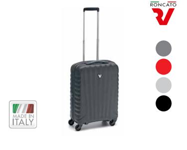 Mala de Viagem Roncato® Uno Zip Cabine Size   Escolha a Cor