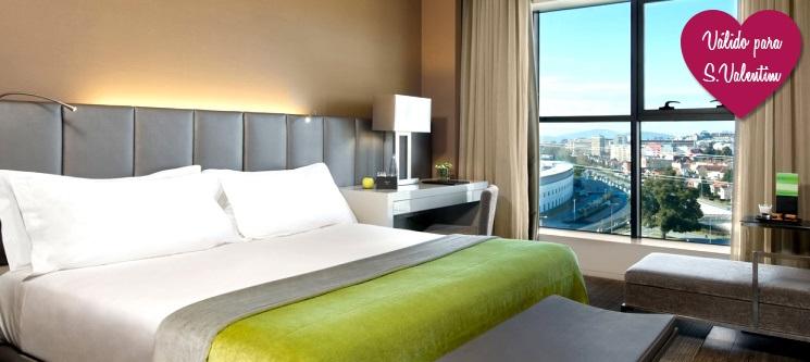 Meliã Braga Hotel & Spa 5* | Perfect Night com Jantar e Opção de Massagem