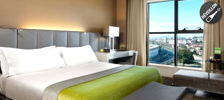 Réveillon Perfeito! 2, 3 ou 4 Noites & Jantar no Meliá Braga Hotel & Spa 5*