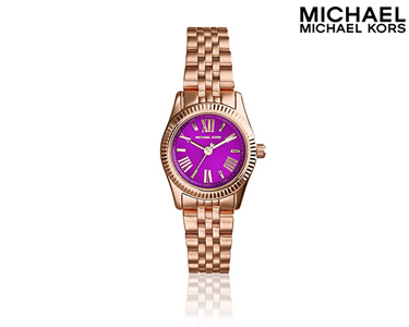 Relógio Mickael Kors® | Lexington Rosa