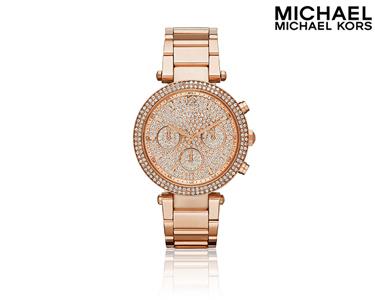 Relógio Michael Kors® | Runway Brilhantes