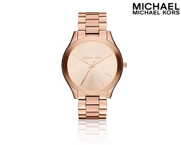 Relógio Mickael Kors®   Slim Runway