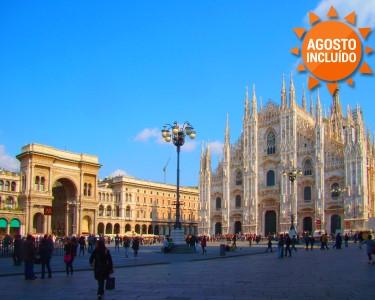 Visite a Expo Milão | 2 Noites em 4* + Entrada na Exposição