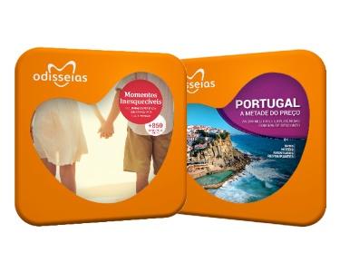 2 Presentes: Momentos Inesquecíveis & Portugal a Metade do Preço