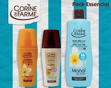 Pack Bronzeia&Protege-Escolhe o teu