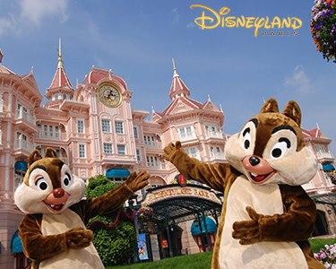 Disneyland® Paris | Voos + 4 Noites ao Preço de 3 + Entradas nos Parques