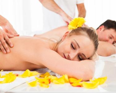 Massagem de Relaxamento para Dois | 1h | Qta. do Conde | Passion Moment