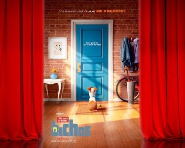 «A Vida Secreta dos Nossos Bichos» | Bilhete + Pipocas | 6 Cinema City