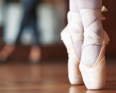 Aula de Ballet para Crianças - 1 mês