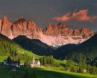 3 noites de luxo nos Alpes Italianos