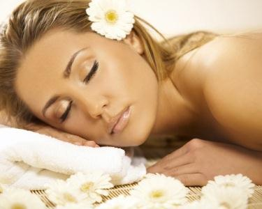 Massagem Relax Chocolate Branco