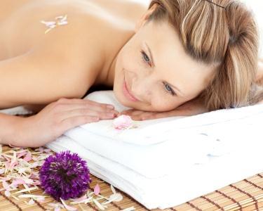 Massagem Esfoliante com Hidratação