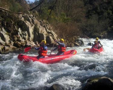 Rafting Romântico