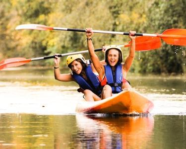 Aventura e Adrenalina | Canoagem no Rio Tâmega | Pena Aventura