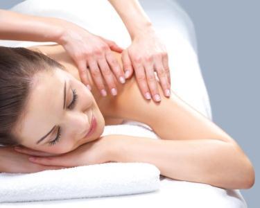 Massagem Terapêutica Costas - 1 hora
