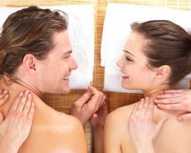 Massagem & Banho Turco a Dois