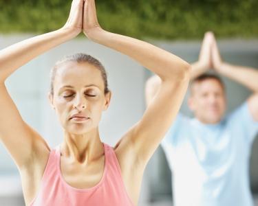 Aula Particular de Yoga para Dois