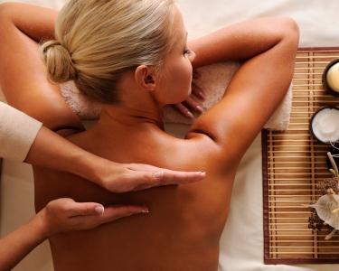 Esfoliação, Envolvimento e Massagem