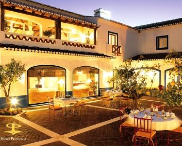 Província Charming Hotel****2 noites