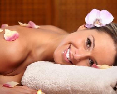 Massagem de Rosa Mosqueta - Saldanha