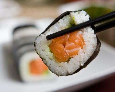 Workshop Sushi & Jantar a Dois