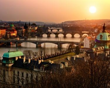 Panorama Hotel Praga - 4* Noite&SPA