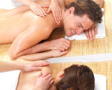 Massagem Aromaterapia - Casal 50min