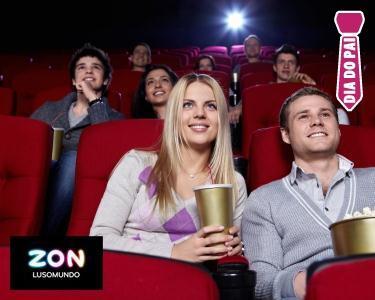 Cinema Lovers - 1 ano Zon Lusomundo