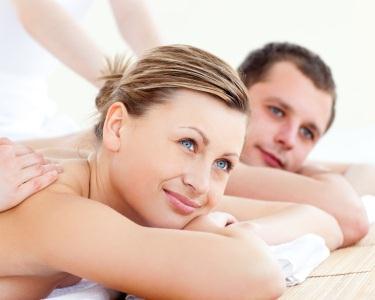 Candle Massage para Casal - 1 Hora