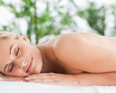 Massagem Relaxamento Chá Verde